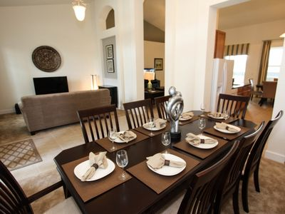 Photo for Modern Bargains - Solterra Resort - Welcome To Relaxing 4 Beds 3 Baths Townhome - 7 Miles To Disney