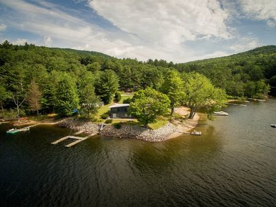 Photo for Direct Waterfront! 230ft of frontage. 6BRs, 2BAs and beautiful views!