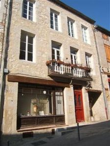 Stunning house sits just off the main square in this medieval bastide village