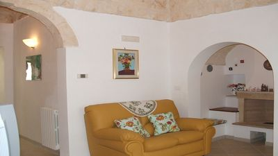 Photo for Nice Apartment in the center of Ostuni, Italy, with Private Terrace: House Adele