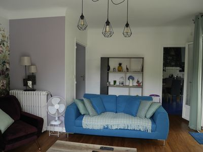 Photo for RENTAL A WEEK 600 €, 420 € SI CURE THERMALE