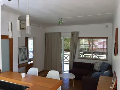 Photo for Comfortable apartment in quiet residence near the beaches