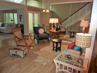 Photo for Seapines 3/bed 2/ba 5/min wlk to best beaches,Pet Ok, bikes,wifi,Updated