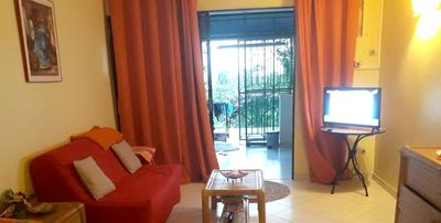 Photo for Homerez last minute deal - Amazing studio with garden and Wifi
