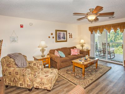 Photo for Indoor Pool Access • Top Floor • Smoky Mtn View • Downtown Pigeon Forge