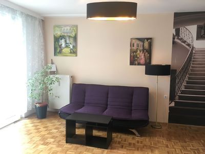 Photo for Central Apartment in Vienna's Groovy District