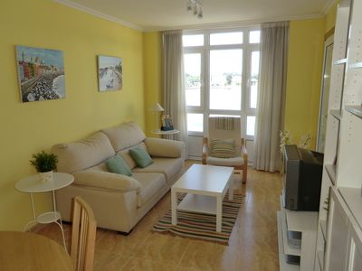 Photo for Apartment in Viveiro with views to the estuary