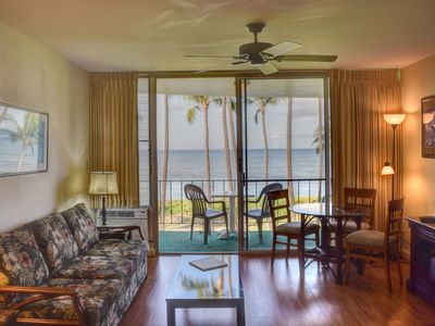 Photo for Fantastic ocean view - enjoy sunsets on the lanai