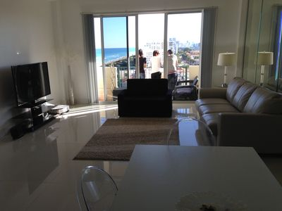 Photo for Condo for Rent on the Beach, Ocean View, PET friendly