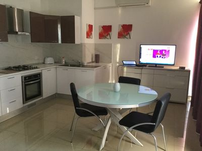 Photo for 2 Bedroom Penthouse, Swieqi