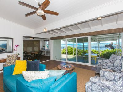 Gorgeous Sunsets: Cool, Original 1930's Landmark Home at Iconic Tonggs Surf Spot