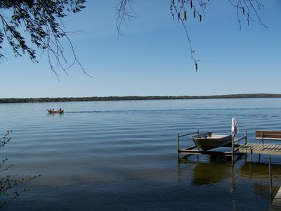 "Photo for Unforgettable ""Fishing Paradise"" Cottage on LVD Lake"