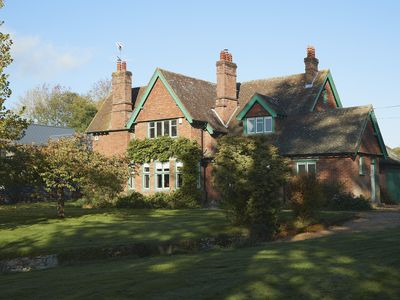 Photo for A spacious 1930's period house set in the picturesque village of Eardisley.