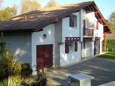 Photo for Lovely rental house for vacation in Espelette (Basque country) for 10 to 12 pers