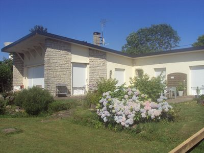 Photo for Villa of 130 m2 5 minutes from the beach.