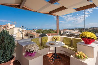 My insuperable roof terrace - 360 view