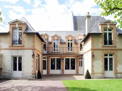 Photo for Vacation home La Bigeonnière  in Cabourg, Normandy / Normandie - 6 persons