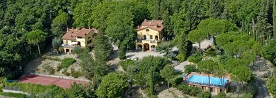 Photo for Holidays in Tuscany in the heart of Chianti between Florence and Siena, magical place.-