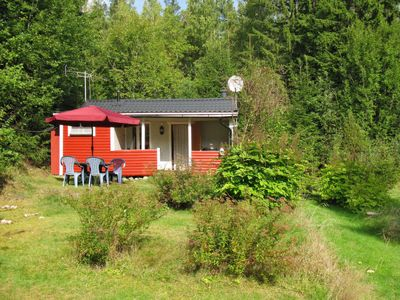 Photo for Vacation home Luddingsbo Oscars Stuga (OST126) in Västra Husby - 4 persons, 1 bedrooms