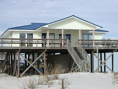 Photo for Newly updated and steps from the beach! Perfect Family Cottage