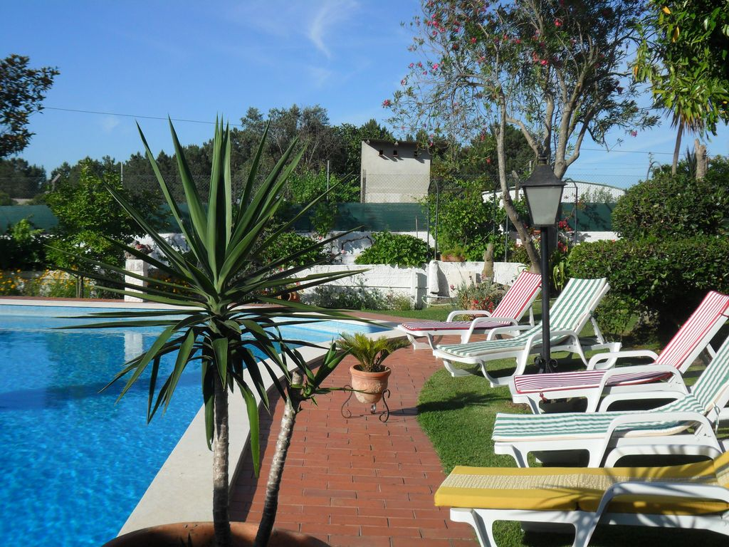 Conchas Apartment With Pool Near Lisbon And Beaches