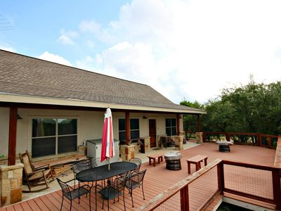 Photo for Canyon Lake Hideaway- 3 Relaxing Acres next to Potter's Creek Park!