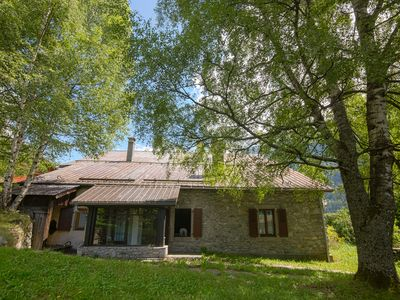 Photo for Family CHALET Locanda Covi 5BR-300mt to the center