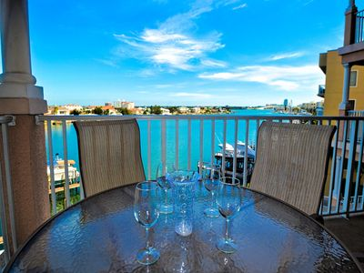 Photo for Harborview Grande 406 Beautiful Waterfront View