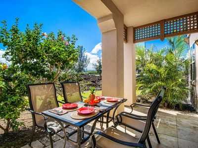 Photo for Colony Villas 1602--Expansive 3BR Town Home  Mauna Kea Views!