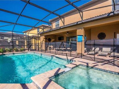 Photo for May Discounts!! 8 Bedroom Luxury Pool Villa! Outdoor Kitchen & Game Room