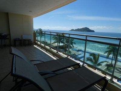 Photo for Huge Beachfront Condo - Great Price
