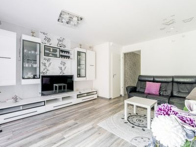Photo for Apartment in Hanover with Internet, Parking, Balcony, Washing machine (524674)
