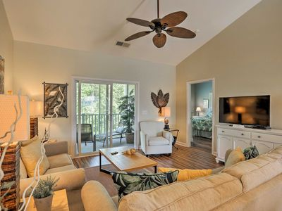 Photo for NEW! Barefoot Resort Condo w/ Pool - Near Beach!