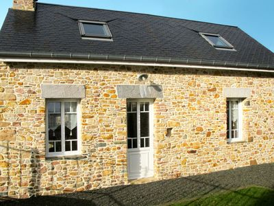 Photo for Vacation home Zoé (CEZ407) in Créances - 4 persons, 1 bedrooms