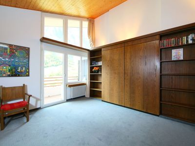 Photo for One bedroom Apartment, sleeps 4 in Leukerbad with WiFi
