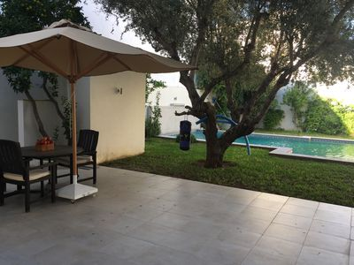 Photo for Dar Misk is a very quiet guest house with pool, close to everything.