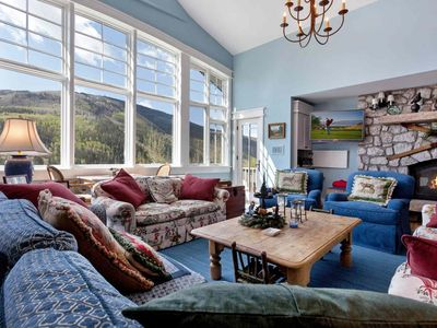 Photo for 3 King Suites! Single Family Home, Perfect for Large Groups, Private Hot Tub, Lg deck w/ Mtn Views!