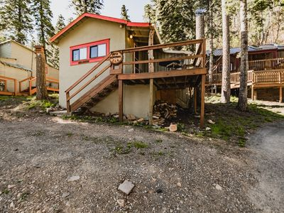 Rock Squirrel: Cute and Cozy One Bedroom in the Upper Canyon!!