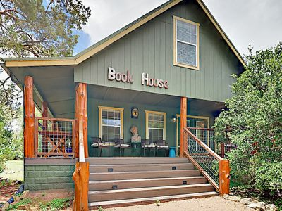 Photo for 7BR/7BA South Austin Multi-Home Retreat, 8 Acres, Sleeps 16 to 20.