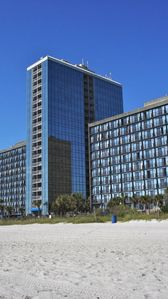 SEA GLASS TOWERS  in Myrtle Beach