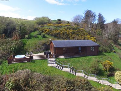 Photo for Vacation home Liefie in Abersoch - 5 persons, 2 bedrooms