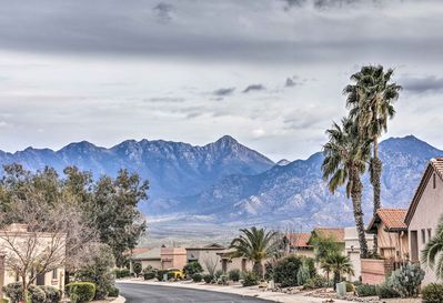 With gorgeous views and pool access, this Green Valley villa is truly 5-star.