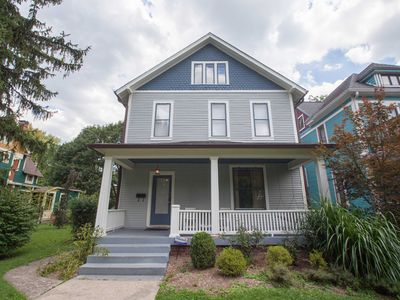 Photo for 5BR Indianapolis House in Woodruff Place!