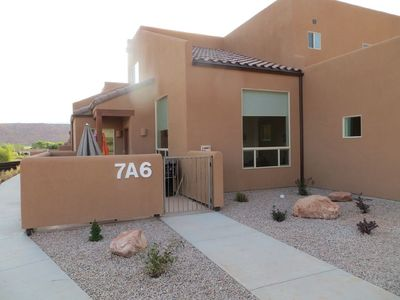 Photo for NEW Listing!  Hidden Canyon Getaway - Close to Pool