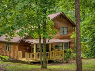 Photo for There's a Cabin in a Valley - Blue Ridge Mountains, Ellijay, GA