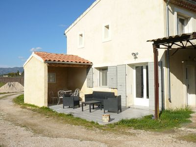 Photo for Gîte Ventoux Sud for 4 people