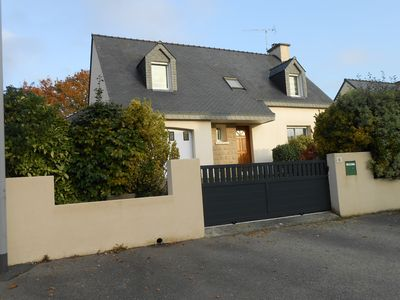 Photo for house Seaside La Forêt Fouesnant -3 star rating -300m beach