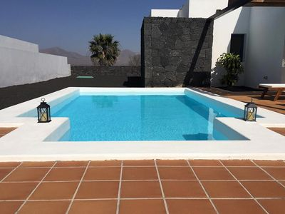 Photo for Bellavista A5 with private heated pool, air conditioning, wifi, etc ...
