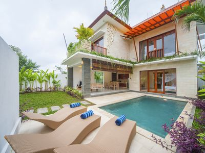Photo for 3 BR Ubud Hill 2 _New Opening