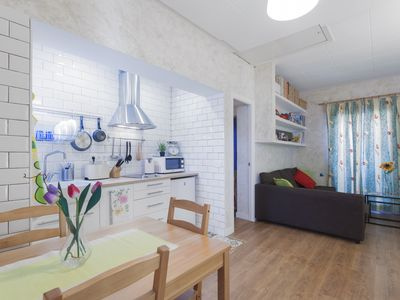 Photo for Charming apartment very bright and economic WIFI-AC